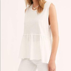 Free People We The Free Anytime Tank L